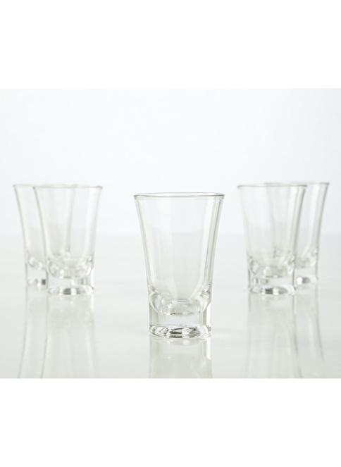 Plabar Kırılmaz Shot Bardağı 6lı Renkli